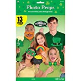 Amscan 399465 Fotorequisiten-Set St. Patrick's Day