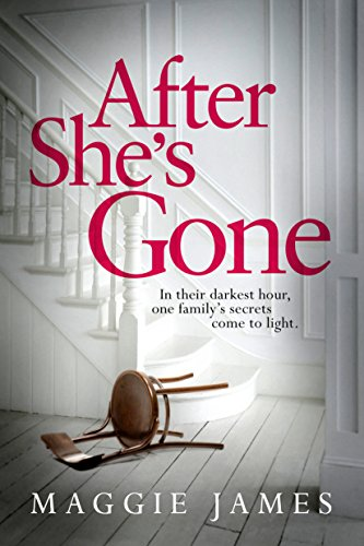 After She's Gone by [James, Maggie]