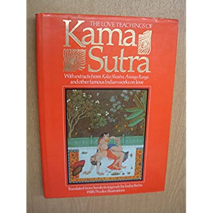 The Love Teaching Of The Kama Sutra