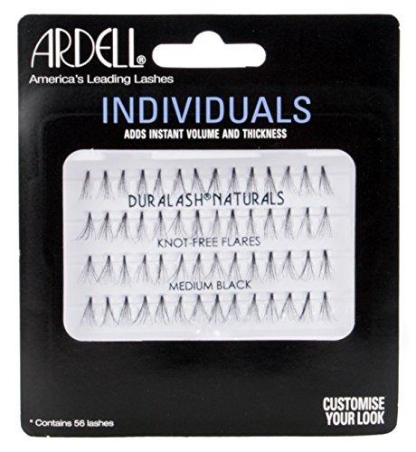Ardell Individual Lashes, Medium Black