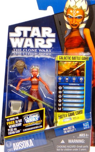 Star Wars Clone Wars Ahsoka Tano -