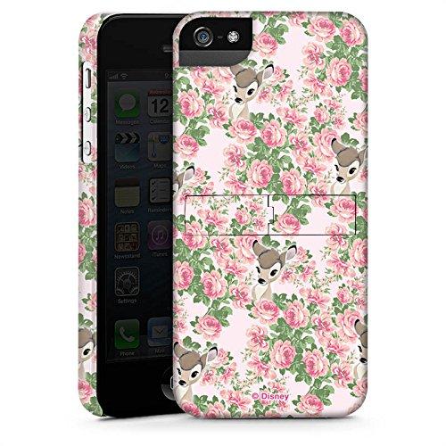 Apple iPhone X Silikon Hülle Case Schutzhülle Disney Bambi Fanartikel Merchandise Premium Case StandUp