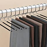 Pack of 2 x Ideaworks Set of 12 Trouser Hangers (Amazon + eBay Only)