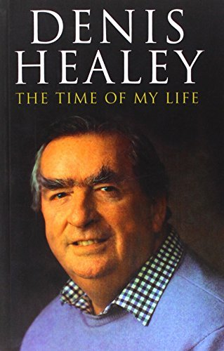 The Time of My Life by Denis Healey (2015-12-10)