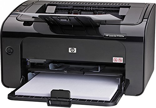 HP LaserJet Pro P1102w - Impresora láser inalámbrica (266 MHz, capac