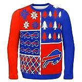 Klew NFL Pullover Busy Block XXL Buffalo Bills