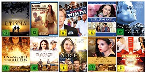 Glaube - Hoffnung - Liebe und Gott - Die Edition mit 20 Glaubensfilme [10 DVDs] Preisvergleich