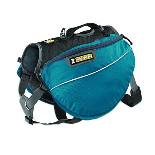 Ruffwear 50101-430S1 Hunderucksack, XS, pacific blau