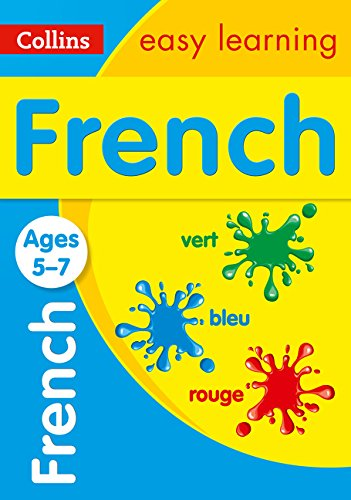 French Ages 5-7: New edition (Collins Easy Learning KS1) por Collins Easy Learning