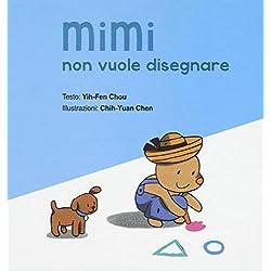 Mimi non vuole disegnare