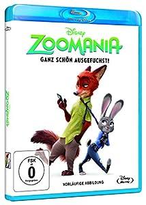 Zoomania [Blu-ray]