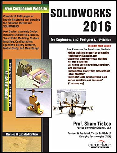 книга по solidworks 2016