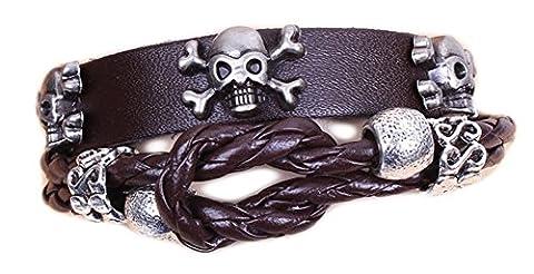 SaySure - Shambhala beaded bracelet bangles men jewelry