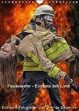 Feuerwehr - Einsatz am Limit (Wandkalender 20...Vergleich