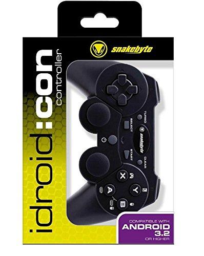 Snakebyte idroid:con Bluetooth Controller für iOS und Android schwarz