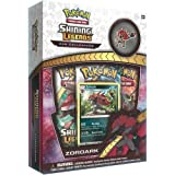 Pokemon POC513 Vibrant Legends Pin Box: Zoroark