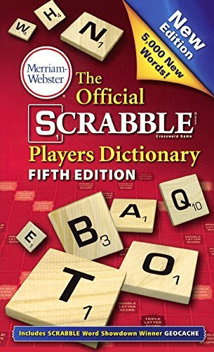 The Official Scrabble Players Dictionary (Turtleback School & Library Binding Edition) by Merriam-Webster (2014-08-06) par Merriam-Webster