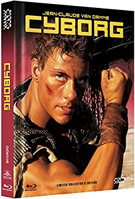 Cyborg - uncut (Blu-Ray+DVD) auf 999 limitiertes Mediabook Cover B [Limited Collector's Edition] [Limited Edition]