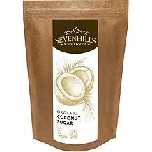 Sevenhills Wholefoods Azúcar De Coco Orgánico 500g
