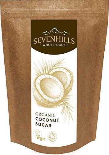 Sevenhills Wholefoods Organic Coconut Blossom / Palm Sugar 1kg Test