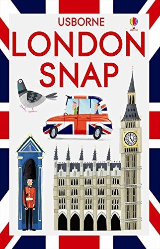London Snap: Card Game (Usborne Card Game)