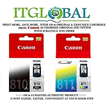 Ink Cartridge For CANON PG 810 CL 811