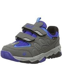 Jack Wolfskin Mtn Attack 2 Texapore Low Vc K, Chaussures de Randonnée Basses Mixte Enfant