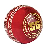 SS Yorker Leather Cricket Ball, Senior