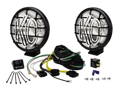 "KC HiLiTES 150 Apollo Pro 6"" 100 W Spot Beam Light System"