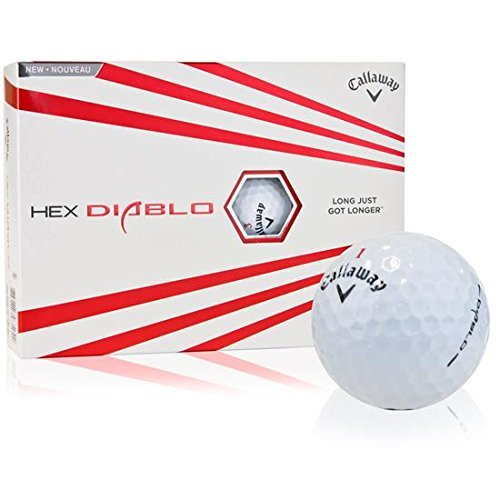 Callaway Golf HEX Diablo Golf Balls by Callaway
