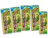 Nestor-Vogelfutter-Wellensittiche-mit-Apfel-5-Packungen-Knabbersticks-a-85g