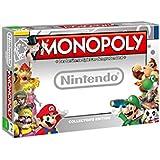 Winning Moves 43454 - Monopoly - Nintendo JUEGO DE MESA