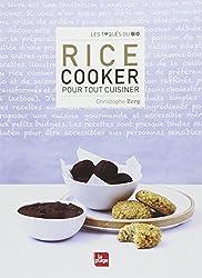 Rice Cooker pour tout cuisiner