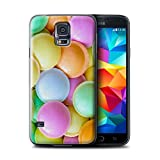 Stuff4 Hülle / Hülle für Samsung Galaxy S5 Neo/G903 / Fliegende Untertassen Muster / Süßwaren Kollektion