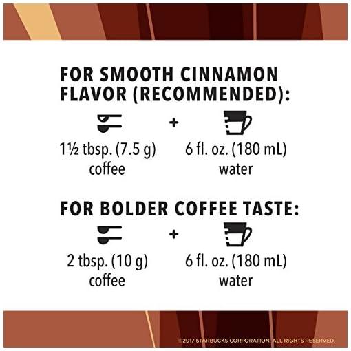 Starbucks Cinnamon Dolce Ground Coffee