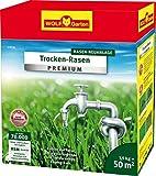 WOLF-Garten Trocken-Rasen Premium L-TP 50, rot