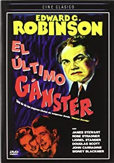 The Last Gangster (1937) - Region Free PAL, plays in English without subtitles by Edward G. Robinson