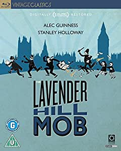 The Lavender Hill Mob (60th Anniversary Edition) - Digitally Restored [Blu-ray] [1951]