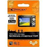"""Philex CMS12002 2,7 """"avec film de protection d'écran pour Appareil photo"""