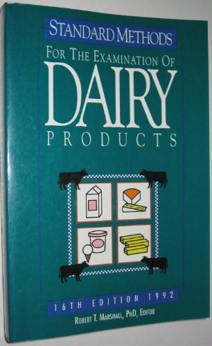 standard-methods-for-the-examination-of-dairy-products-1992