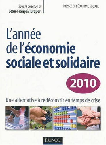 L'année de l'économie sociale et solidaire : Une alternative à redécouvrir en temps de crise