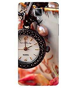 Doyen Creations Designer Printed High Quality Premium case Back Cover For One Plus 3