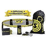 Spikeball Pro Kit (Turnier Edition) - Mit verbessertem, stärkerem Netz, neu designten Bällen für mehr Spin