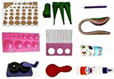 #9: Red Rock 13 in 1 Quilling kit