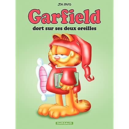 Garfield - tome 18 - Garfield dort sur ces deux oreilles