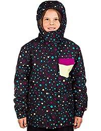 BILLABONG GIRLS LADYBUG SNOW JACKET Black