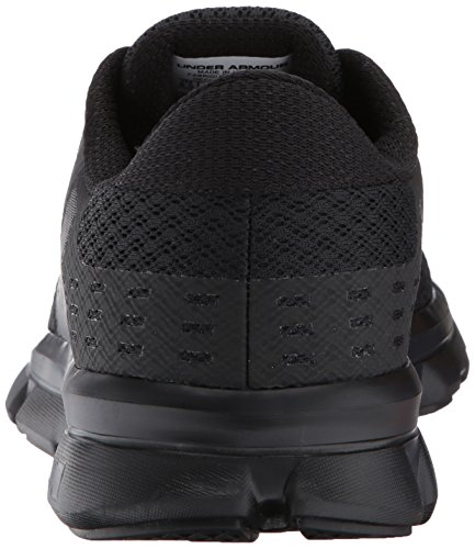 Under Armour Ua Micro G Speed Swift 2 Chaussures de Running Homme, Noir (Black)