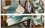 HZJ Memory Foam Bietet Luxus Komfort Weiche Sitzkissen Gibt Steißbein Schmerzlinderung Auto Sitzpolster Büro Stuhl Steißbein Kissen Kissen Belüftet Atmungsaktiv,1,40*40CM