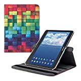 kwmobile Samsung Galaxy Tab 4 10.1 T530 / T535 Hülle - 360° Tablet Schutzhülle Cover Case für Samsung Galaxy Tab 4 10.1 T530 / T535 Test