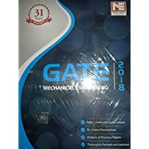 GATE 2018: Mechanical Engineering - Solved Papers (31 Years)